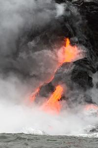 Kilauea Ocean Entry, V-04