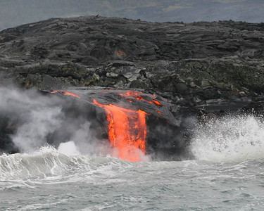 Kilauea Ocean Entry, H-01