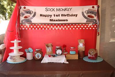 Maximus Rey Norris' 1rst Birthday Party