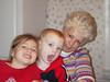 Terri Norris & Grandkids