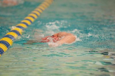 Terrier Tri Inaugural Swim Meet 2009