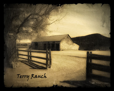 Terry Ranch - Old Set