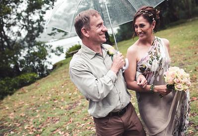 Tertia and Doug's Wedding