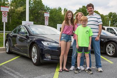 The beautiful Erdman family.