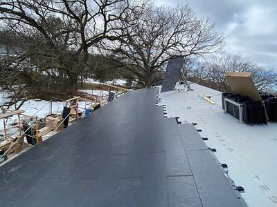 Tesla Roof Panels