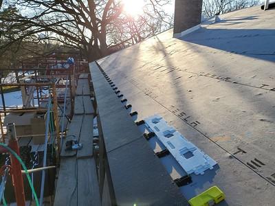 Tesla Solar Roof Installation - Glenview, ILL
