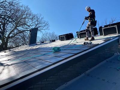 Tesla Solar Roof - Glenview, IL