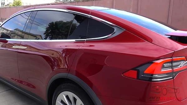 red model x