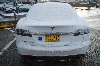 Tesla snow 07264