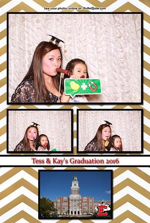 Tess & Kay's Graduation 2016