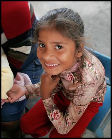 Tess:  Peru '05-'06