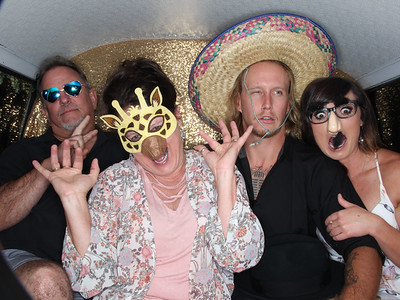 Congrats to Tessa & Brodie! Looking for an awesome photo booth for your next event? Check out bluebuscreatives.com for more info!