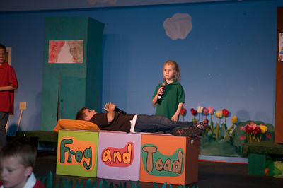 Frog and Toad - 2-2009 - Tesseract