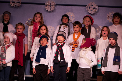 "Tesseract ""Snow Day"" 1st Grade - December 2011"