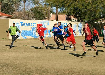 Tesseract - 2009 Field Day