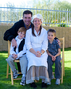 The Springfield Family - 2009 - Tesseract Special Persons DayTesseract - Special Persons Day - Doubletree Campus - 2009