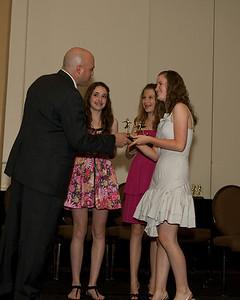 Tesseract -2010 Sports Awards Banquet