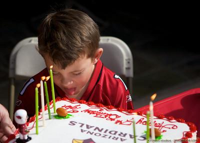 Tyler Bertram - Birthday 2009