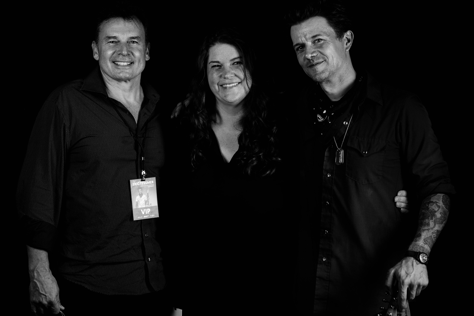 Dirk Leuenberger, Jen Ronan, and  Eric Tessmer