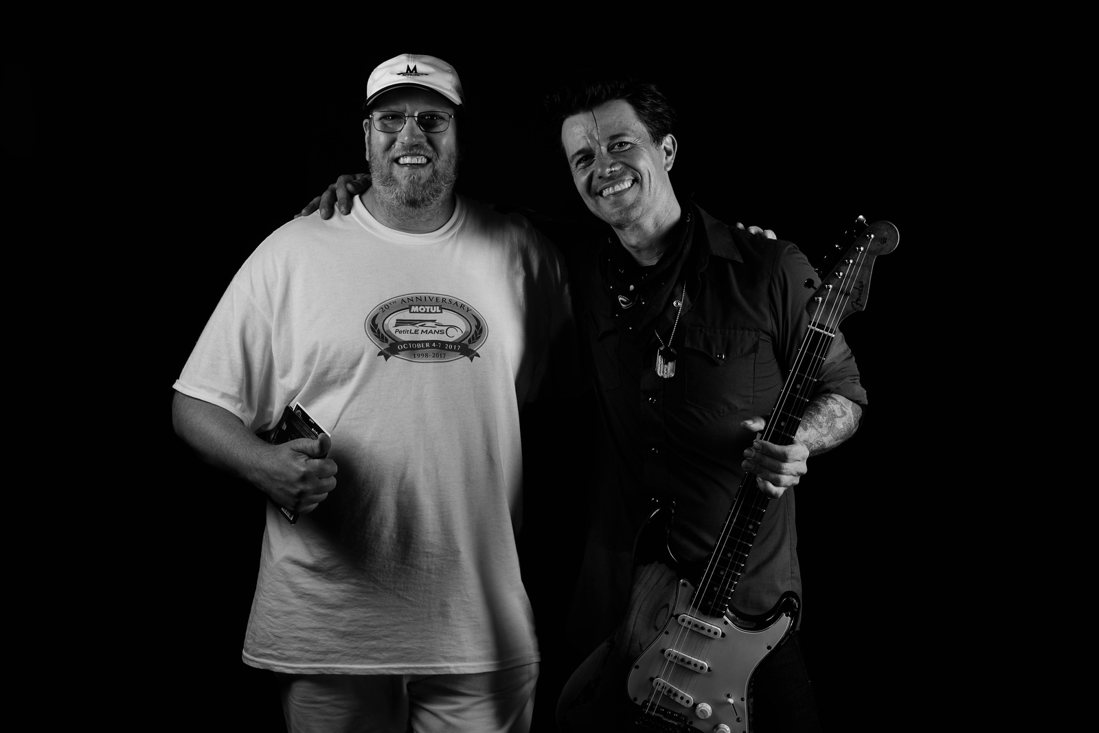 Brent McNaul and Eric Tessmer