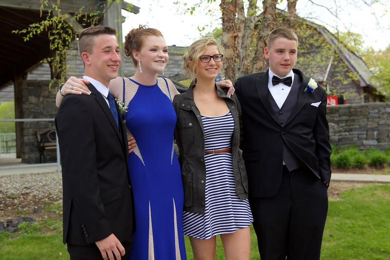 Brooke's Junior Prom