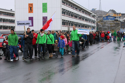 The road to AWG Nuuk 2016 ...