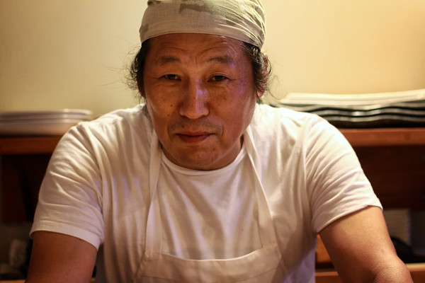 Artist and Chef, Jung Hur