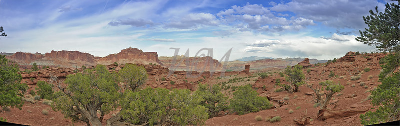 Capitol Reef pano-2