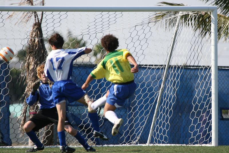 Players Club scores Goal by Ryley DelGado