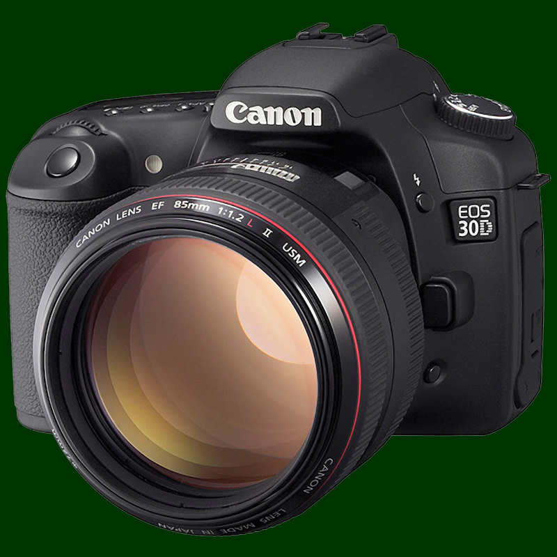 """The images taken by the EOS-30D camera were taken with Canon's 24mm-105mm f4 IS """"L"""" lens, unless otherwise noted."""