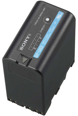 SONY BP-U60 battery