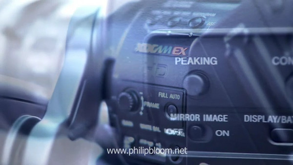 SONY PMW-EX3 review by Philip Bloom