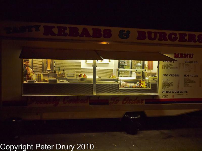 01 Dec 2010 - E5 Night shoot test comparisons. Copyright Peter Drury 2010. Part of E5 Tests<br /> E5 + Zuiko Digital 12-60mm, Aperture Priority, ISO 1600, f7.1, 1/20s