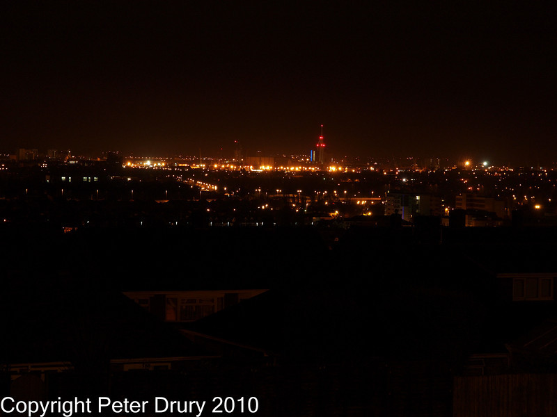 14 Oct 2010 - E5 Night Shoot. Copyright Peter Drury 2010<br /> Scene 2