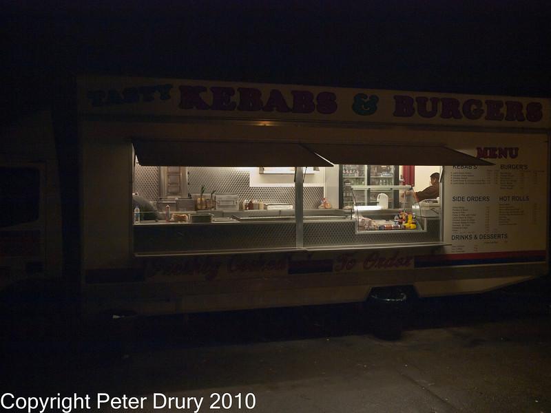 01 Dec 2010 - E3 Night shoot test comparisons. Copyright Peter Drury 2010. Part of E5 Tests<br /> E3 + Zuiko Digital 12-60mm, Aperture Priority, ISO 1600, f7.1, 1/40s
