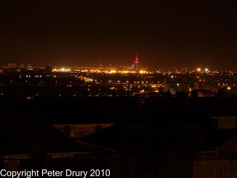 14 Oct 2010 - E5 Night Shoot. Copyright Peter Drury 2010<br /> Scene 2