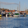 10 Oct 2010 - North anchorage Emsworth. Copyright Peter Drury 2010<br /> E5 + Sigma 50-500, ISO 800, f10, Aperture Priority
