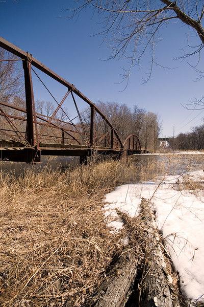 Van Loon Wildlife Area Truss Bridge #2