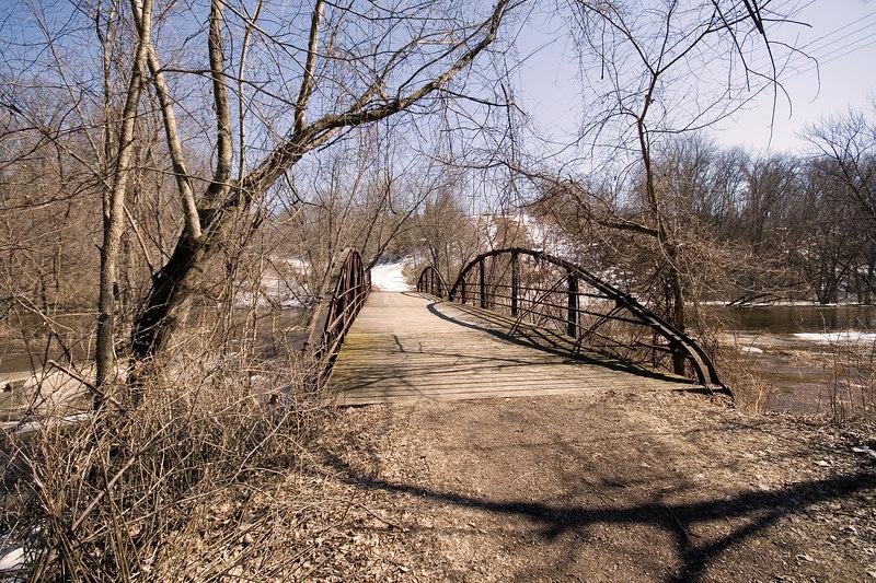 Van Loon Wildlife Area Truss Bridge #1
