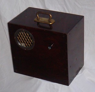 Test Speaker/ Field Coil Substitution Box