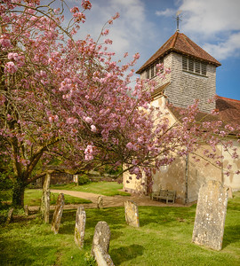 Church of St Andrew, Mottisfont