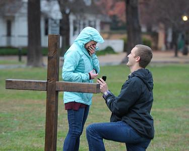 11-26-14 Kyle n Tara- Proposal in Colonial Williamsburg