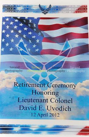 4-12-12 David Uvodich Retirement Ceremony-USAF