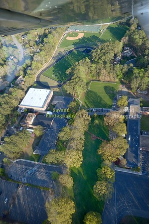 4-17-18 Colonial Williamsburg and area - aerial