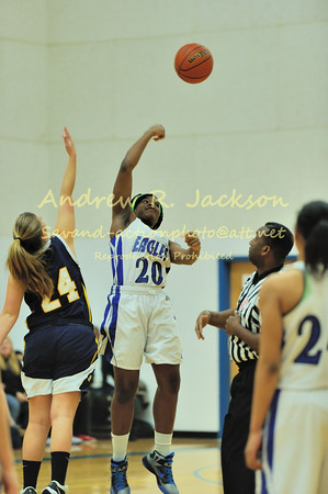 1-28-13 Girls BBall - WCA - Stonebridge