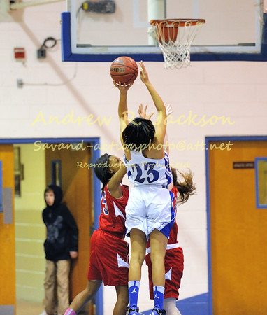 2-23-13 Metro Girls Championship - Portsmouth vs WCA Plus Metro awards