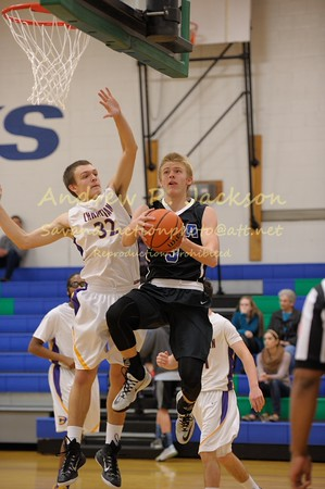 1-3-15 Basketball-Boys- WCA vs Norfolk Academy