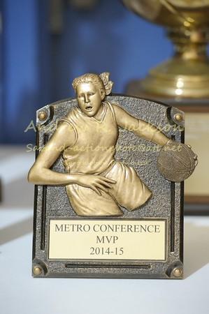 2-21-15 Basketball-Girls Metro Championship - WCA- Atlantic Shores