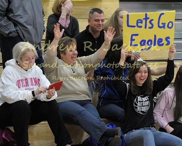 2-28-15 VISSA Ladies State Championship- Carlisle vs WCA
