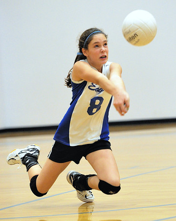 10-14-13 Volleyball- WCA ( JJV , JV, & Varsity)